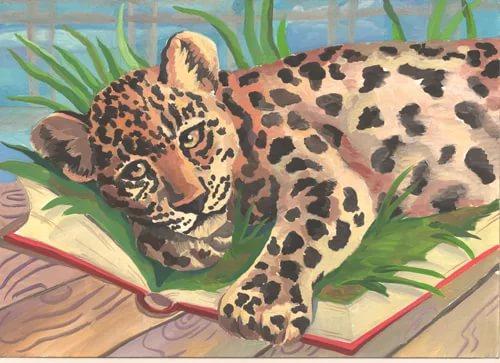 Животные из красной книги россии конкурс